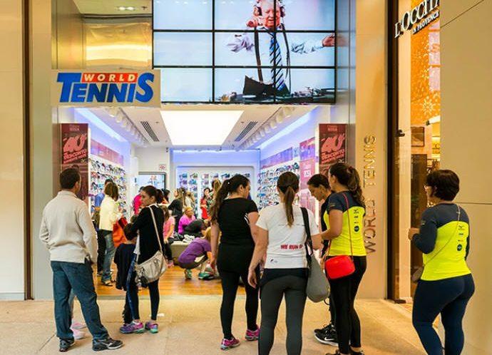 FRANCHISING BENEFÍCIOS WORLD TENNIS