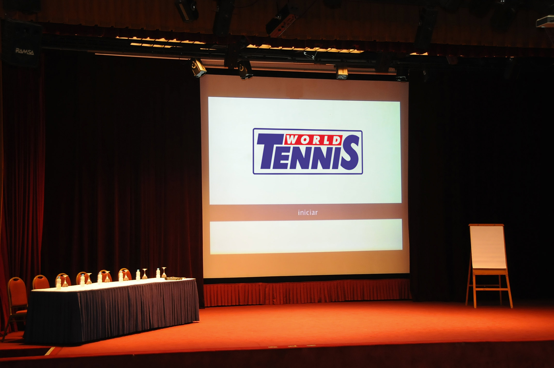 World Tennis Franchising Treinamento de Franqueados
